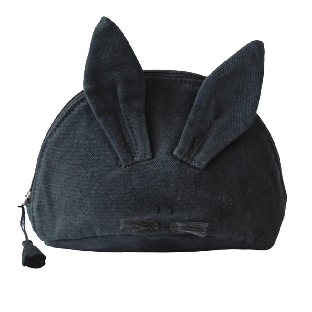 EMILE ET IDA pencil case rabbit orage