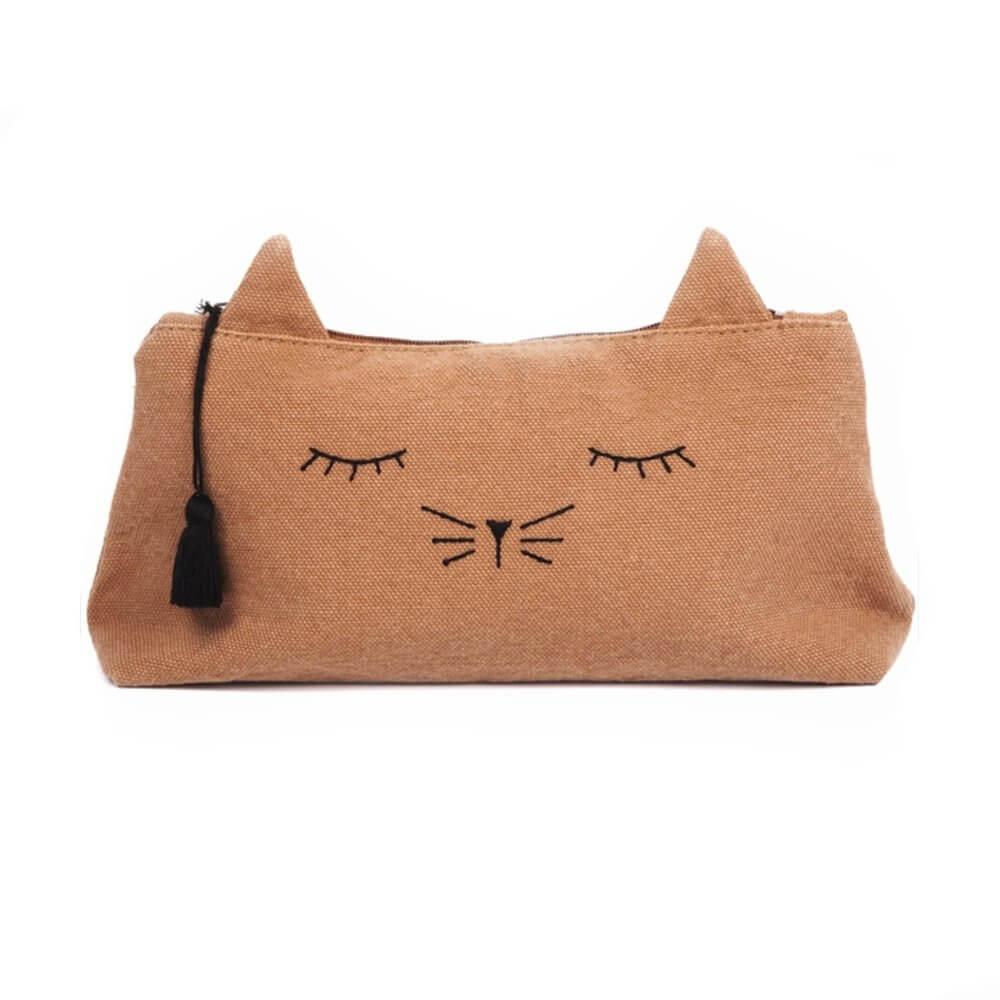 EMILE ET IDA pencil case cat gato