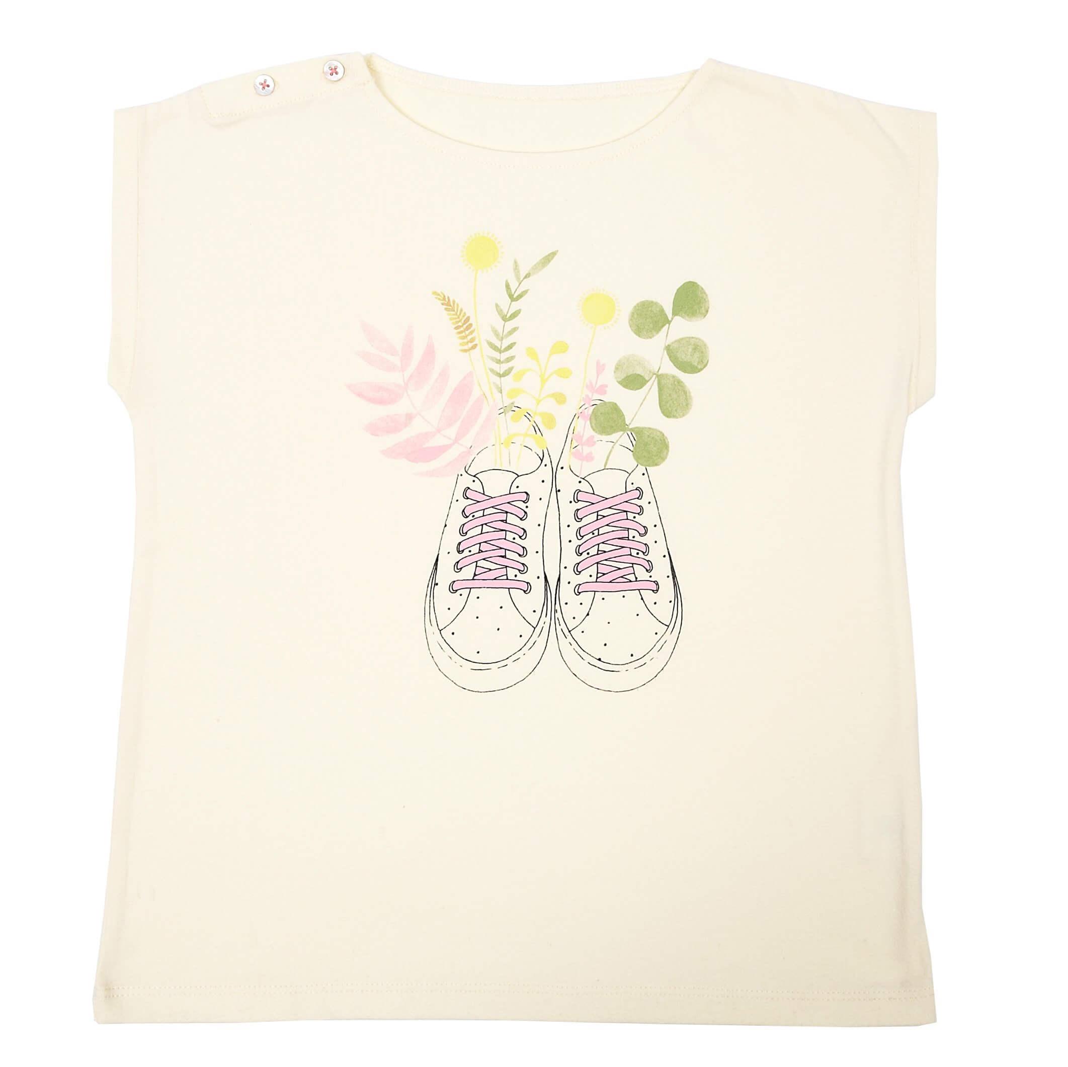 EMILE ET IDA T-shirt Sneakers