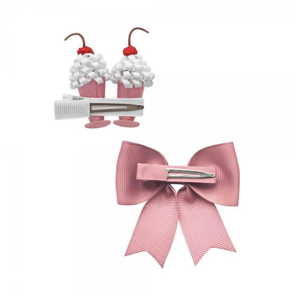 Haarspange_eis_pink_sommer