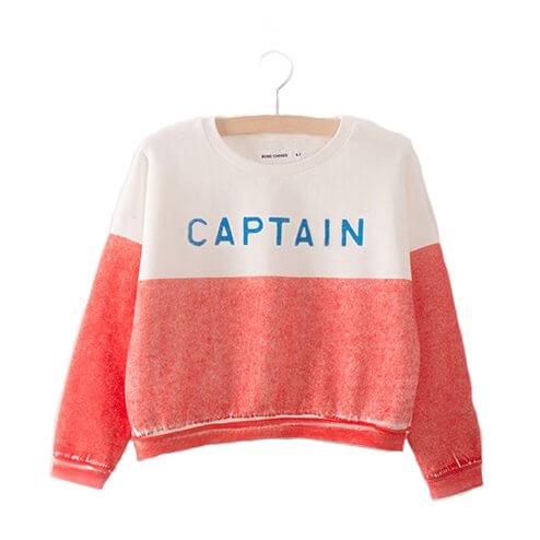 BOBO CHOSES Sweatshirt Captain