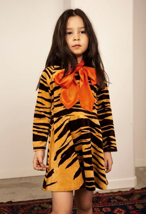 mini-rodini-tiger-kleid-mädchen