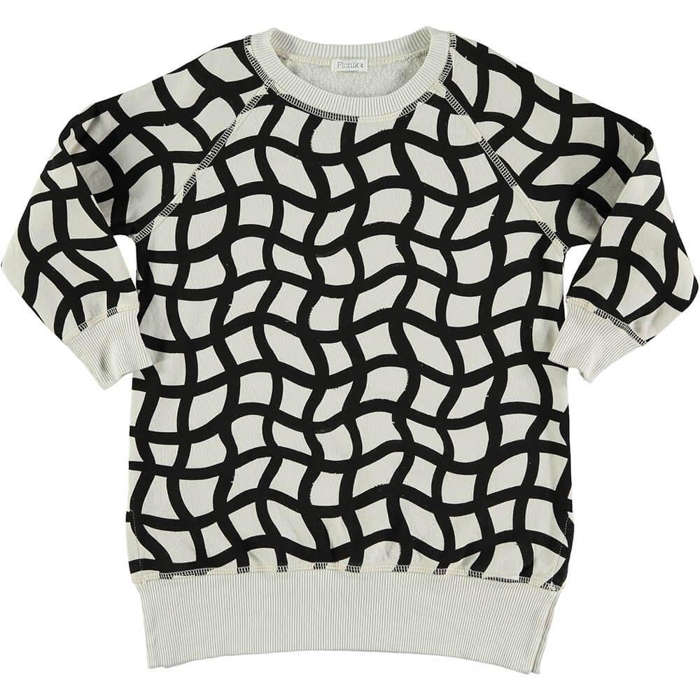 PICNIK BARCELONA Sweatshirt-Kleid