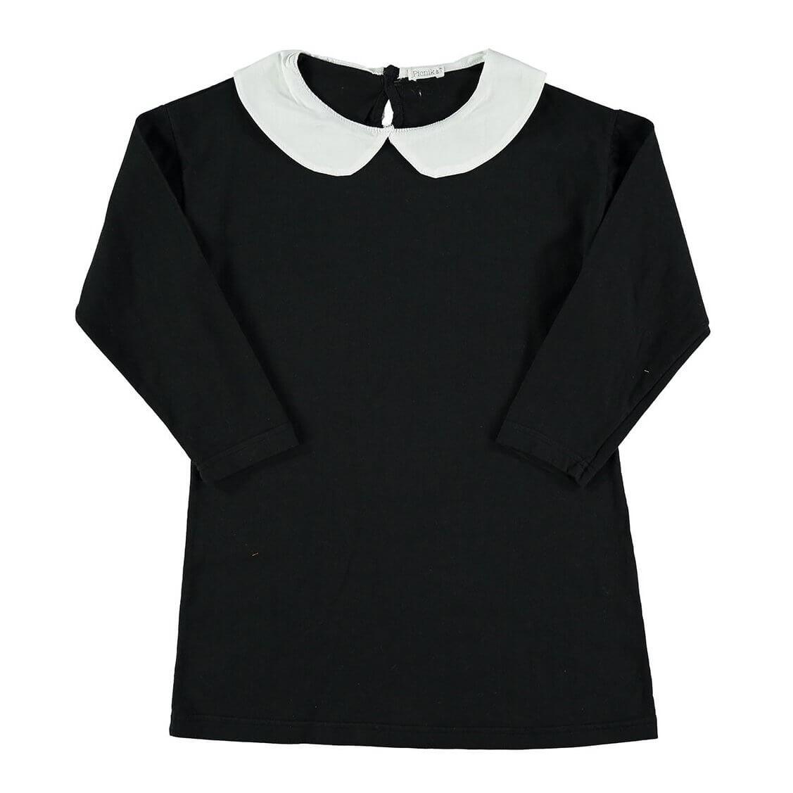 PICNIK BARCELONA T-shirtkleid, schwarz