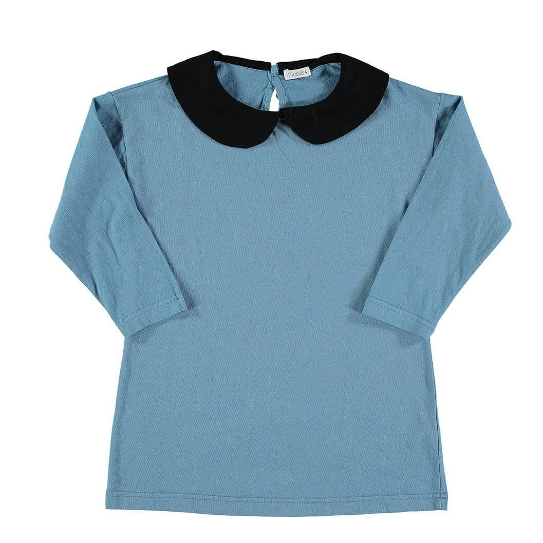 Picnik Barcelona T-shirtkleid, blau