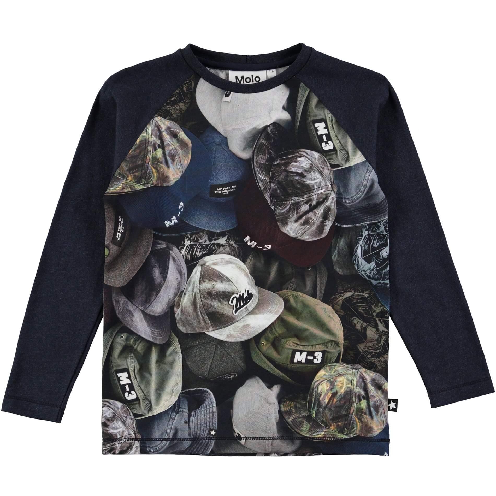 MOLO Ramsey Shirt Caps