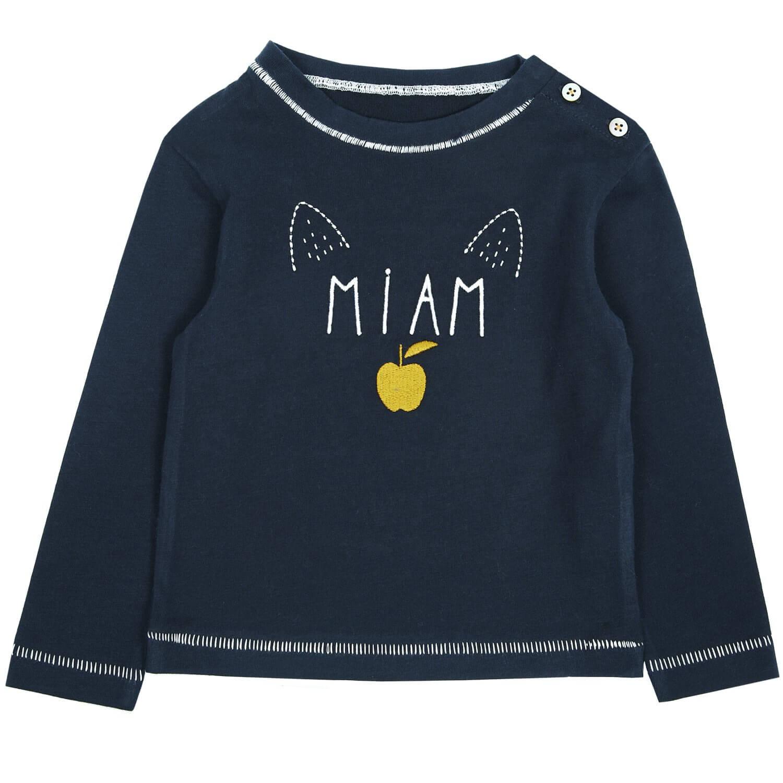 EMILE ET IDA long sleeved shirt Miam
