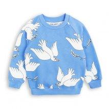 MINI RODINI Peace Pullover
