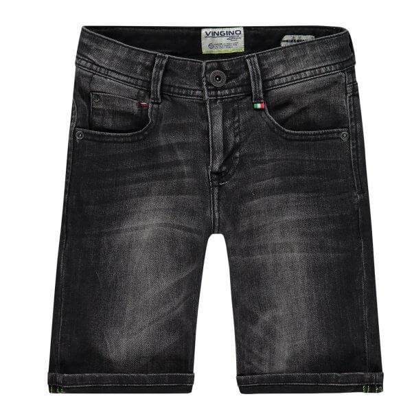 Vinino_shorts_jeans_schwarz_vintage