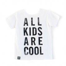 Bandit Kids T-Shirt All Kids Are Cool Weiß