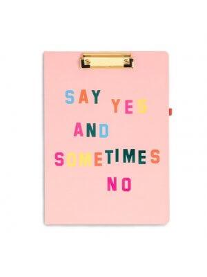Ban.do_clipboard_folio_say_yes_school_office