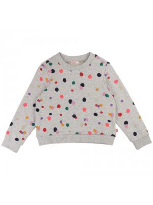 Billieblush sweater grey