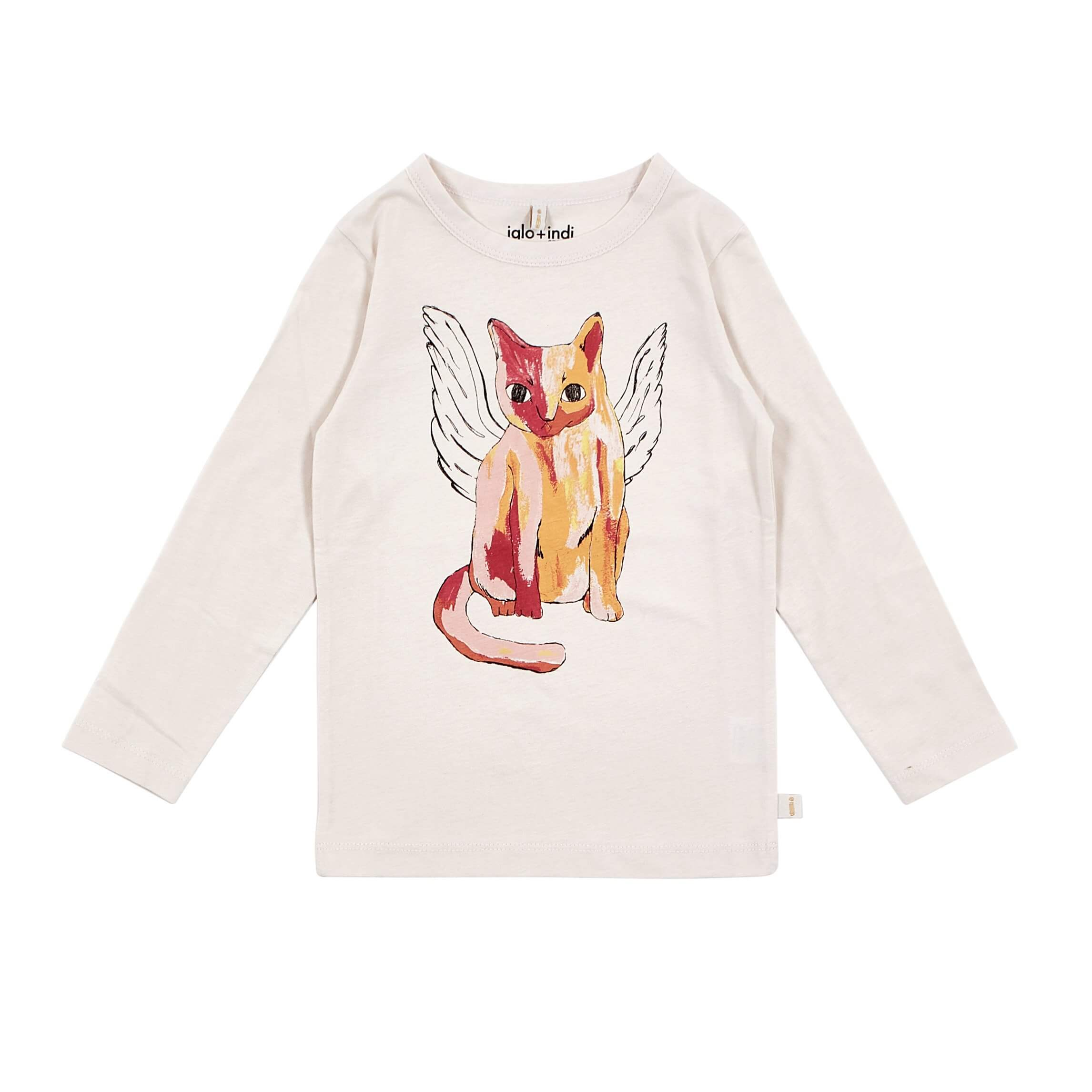 IGLO+INDI Angel Cat/Katze Oberteil