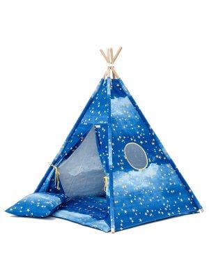 blue-teepee-gold-stars-wigiwama