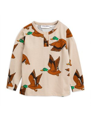 New: MINI RODINI Grandpa t-shirt Ducks