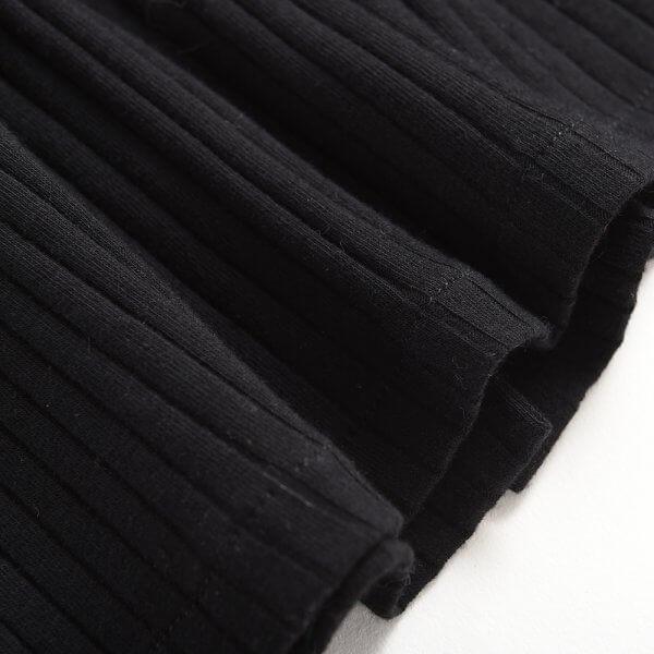 Louise Misha schwarze Bluse Willia 2