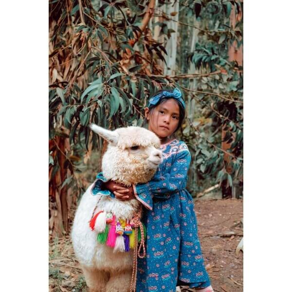 LouiseMisha Lania lagoon Peru Kleid Mädchen