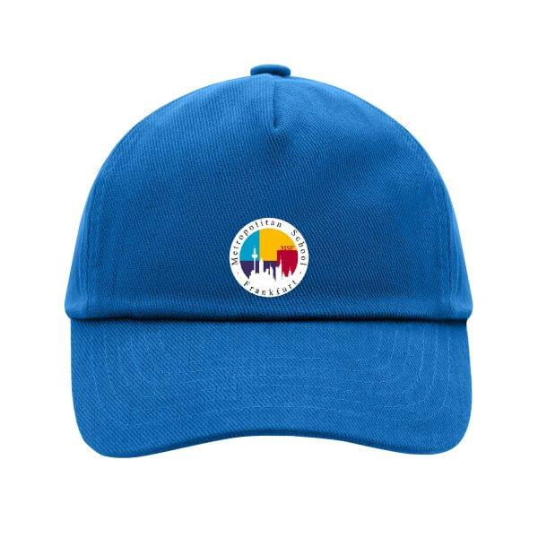 MSF Junior Cap, royal blue