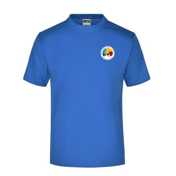 MSF-T-shirt-Blau