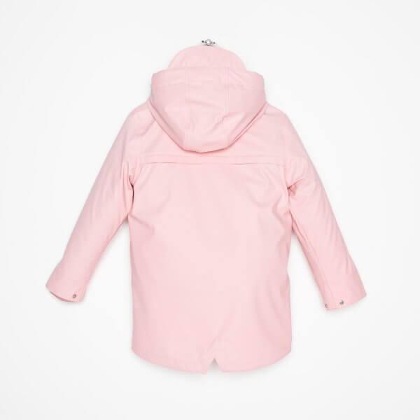 Gosoaky 3-in1-outdoorjacke-kinder-pink-hinten