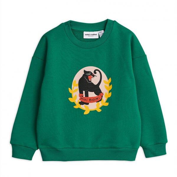Minirodini_panther_sweater_badge