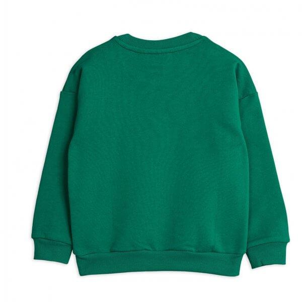 Minirodini_panther_sweater_badge_green