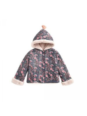 Louise Misha Jacket Connie Storm Flowers