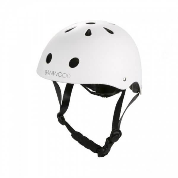 Banwood-klassischer-helm-weiß-kinder