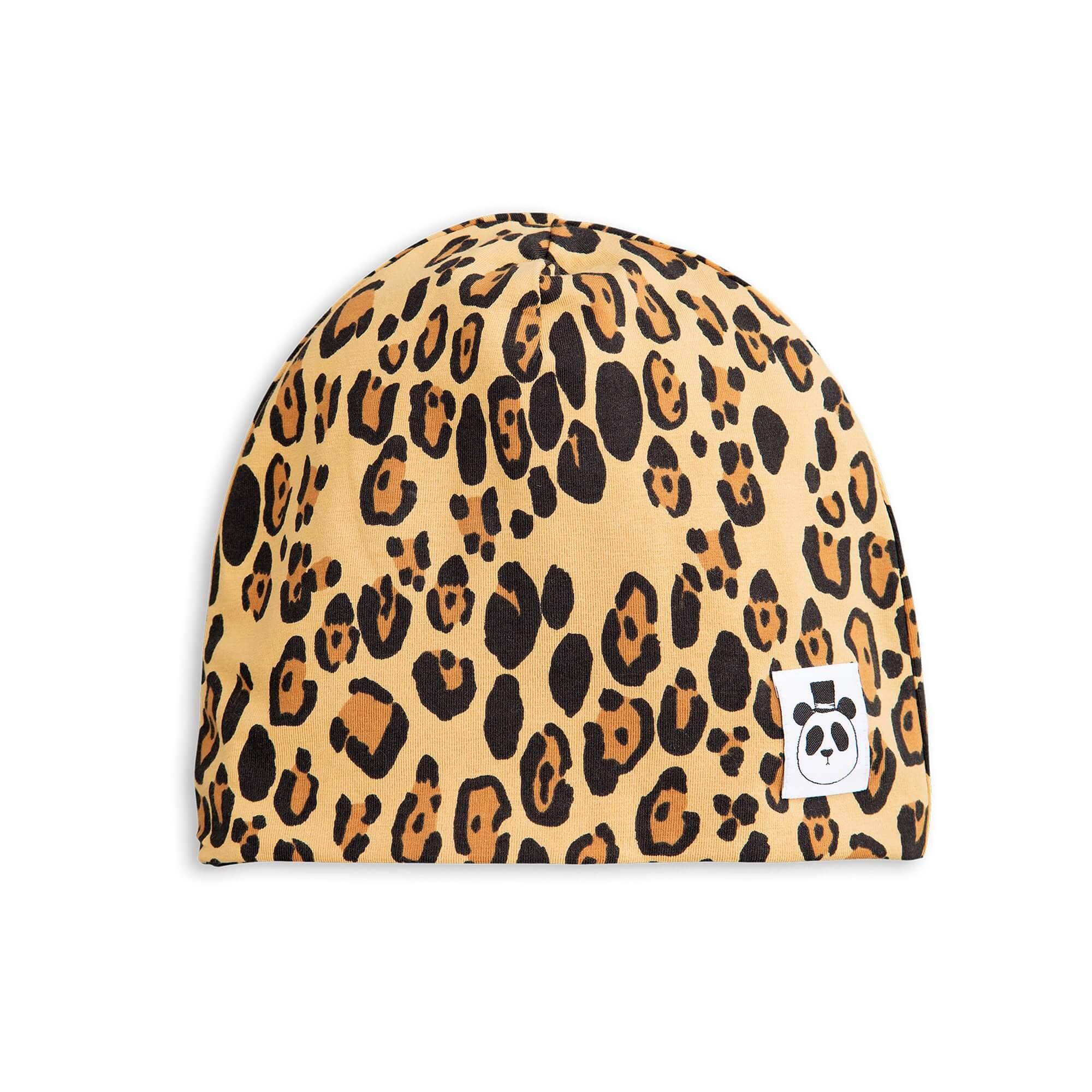 MINI RODINI Mütze/Beanie Leopard