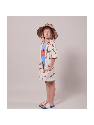 Bobo_choses_white_bathrobe_retro_children