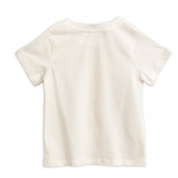 Mini Rodini t-shirt parrot short sleeved