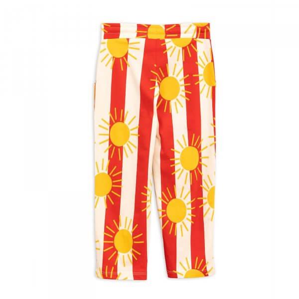Mini rodini sun stripe trousers