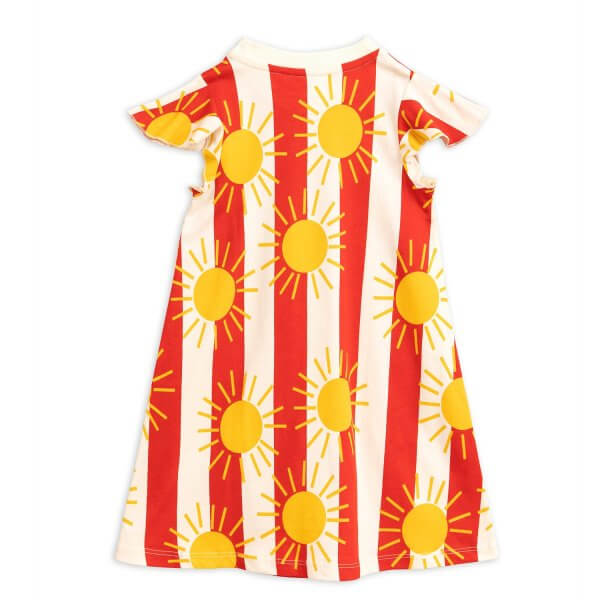 mini rodini sun stripe dress