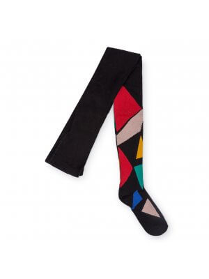 Bobo Choses Strumpfhose Geometric