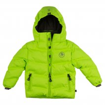 B'Rep XS EXES Good Knit Winterjacke neon