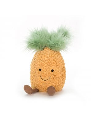 Jellycat -Plüschtier Ananas