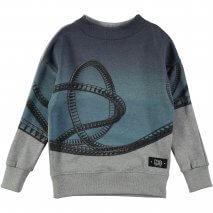 MOLO Marty rollercoaster sweatshirt