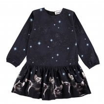 "MOLO Kleid ""Cay Cat Dreams"""