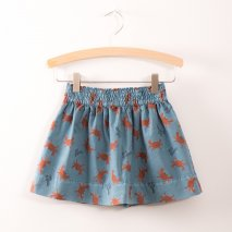 BOBO CHOSES flared skirt Crab your hands