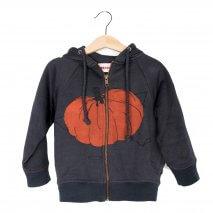 NADADELAZOS hooded sweatshirt Pumpkin