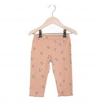NADADELAZOS BABY LEGGINGS HAPPY FACES
