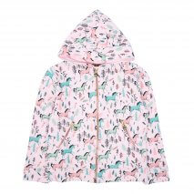 EMILE ET IDA hooded sweatshirt cat/unicorn