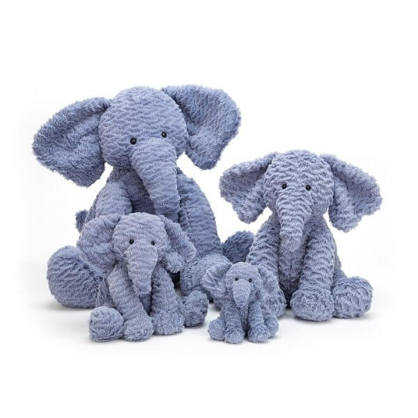 Jellycat Kuschelelefant Fuddlewuddle