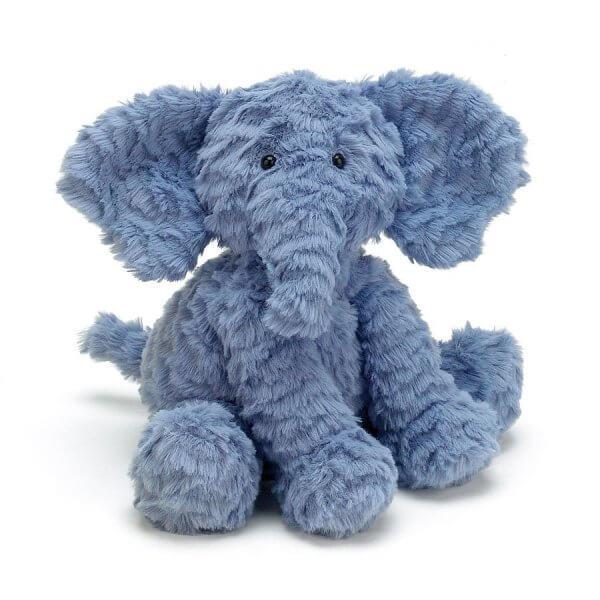 Jellycat Plüschtier Elefant blau