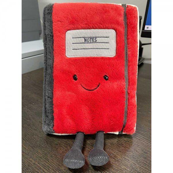 Jellycat-notebook-rot-buero