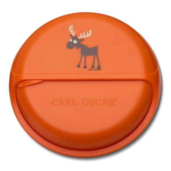 Carl_oscar_bento_disc_lunch_box_orange
