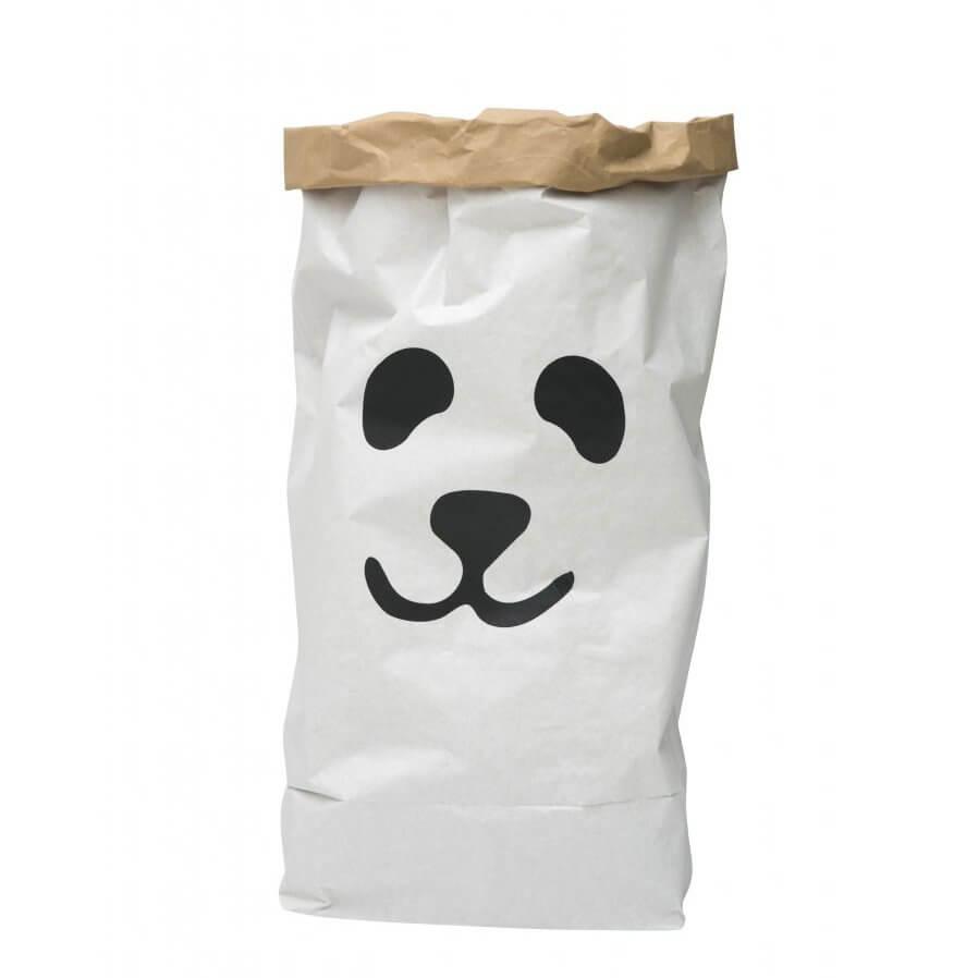 TELLKIDDO Papiersack Panda