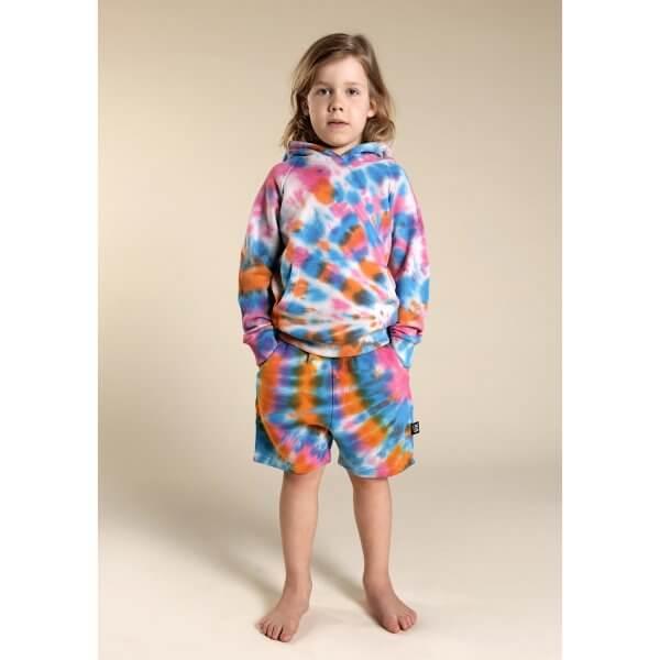 Little Man Happy Bermuda shorts Batik
