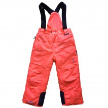 XS EXES save bottom winter/ski pants neon flame