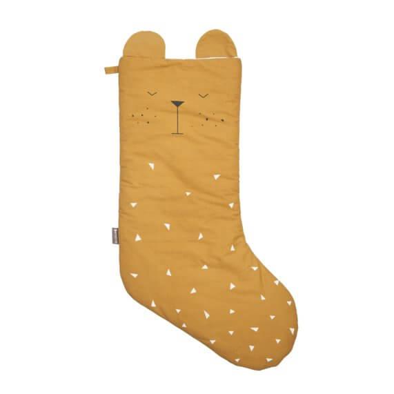 FABELAB Christmas Stockings Bear